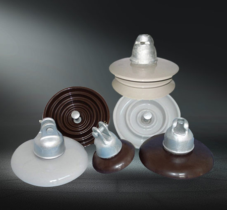 Porcelain Suspension Insulator