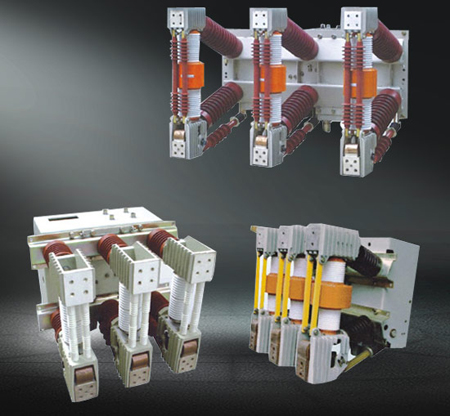 ZN12-40.5 Indoor Vacuum Circuit Breaker